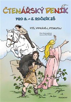 Obálka titulu Čtenářský deník pro 3. – 5. ročník ZŠ