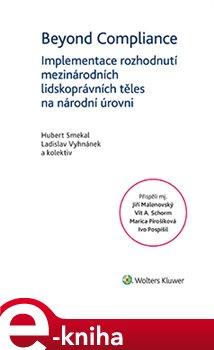 Obálka titulu Beyond Compliance - Implementace rozhodnutí mezinárodních lidskoprávních těles na národní úrovni