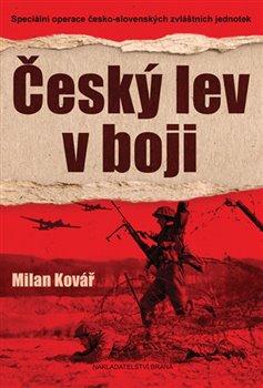 Obálka titulu Český lev v boji