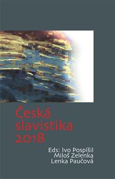 Obálka titulu Česká slavistika 2018