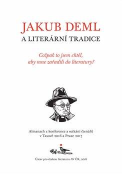 Obálka titulu Jakub Deml a literární tradice