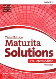 Maturita Solutions 3rd Edition Pre-Intermediate Workbook CZ