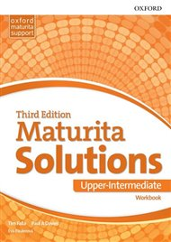Maturita Solutions 3rd Edition Upper-Intermediate Workbook
