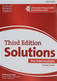 Maturita Solutions 3rd Edition Pre-Int Teacher´s Pack