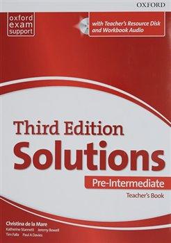 Maturita Solutions 3rd Edition Pre-Int Teacher´s Pack