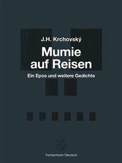 Obálka titulu Mumie auf Reisen / Mumie na cestách