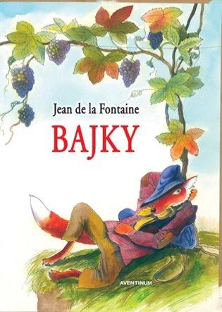 Bajky - Jean de La Fontaine, | Booksquad.ink