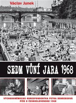 Obálka titulu Sedm vůní jara 1968