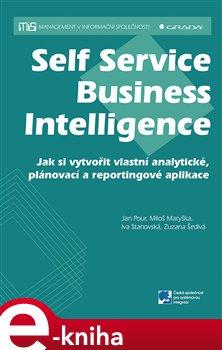 Obálka titulu Self Service Business Intelligence