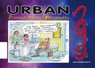 Kalendář Urban 2019 - Pivrncovy trefný předpovědi!!!