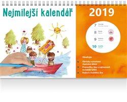 Obálka titulu Nejmilejší kalendář 2019