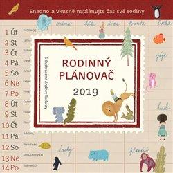 Obálka titulu Rodinný plánovač 2019