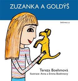 Obálka titulu Zuzanka a Goldýš