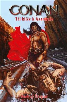 Obálka titulu Conan: Tři klíče k Asambale