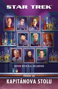 Obálka titulu Star Trek: Příběhy od kapitánova stolu