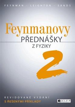 Obálka titulu Feynmanovy přednášky z fyziky 2. díl