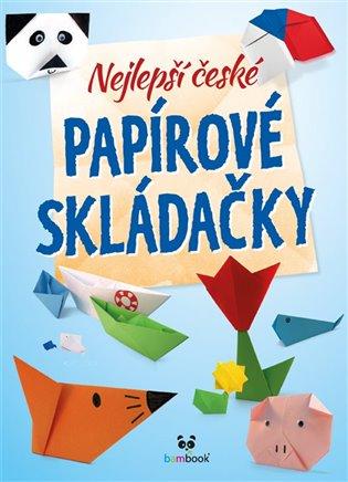 Nejlepší české papírové skládačky - - | Booksquad.ink