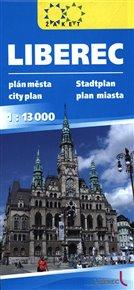 Liberec 1:13 000
