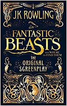 Obálka titulu Fantastic Beasts and Where to Find Them