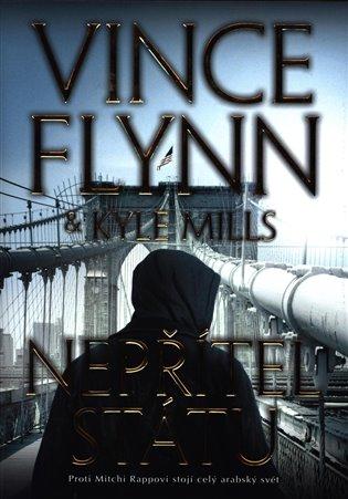 Nepřítel státu - Vince Flynn,   Replicamaglie.com