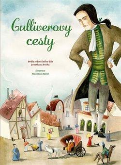 Obálka titulu Gulliverovy cesty