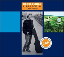 Obálka titulu Karel Plíhal: Alba a bonusy 1984-1990