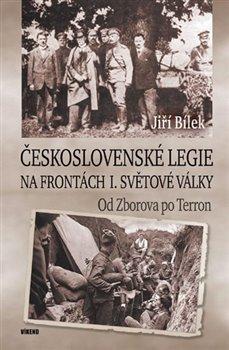 Obálka titulu Československé legie na frontách I. světové války