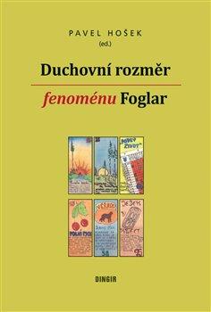 Obálka titulu Duchovní rozměr fenoménu Foglar