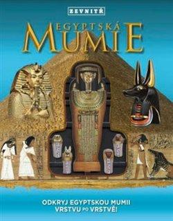 Obálka titulu Mumie zevnitř