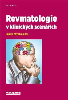 Obálka titulu Revmatologie v klinických scénářích
