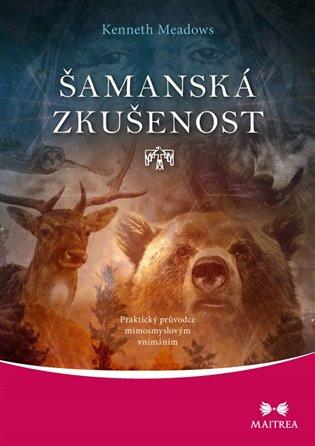 Šamanská zkušenost:Praktický průvodce mimosmyslovým vnímáním - Kenneth Meadows | Booksquad.ink