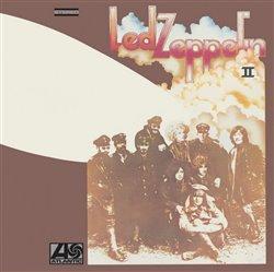 Obálka titulu Led Zeppelin II