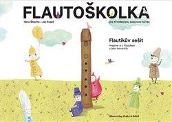 Obálka titulu Flautoškolka - Flautíkův sešit pro děti