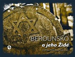Obálka titulu Berounsko a jeho Židé