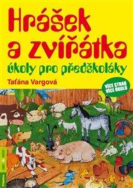 Hrášek a zvířátka – úkoly pro předškoláky