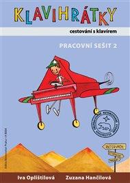 Klavihrátky - cestování s klavírem - pracovní sešit 2