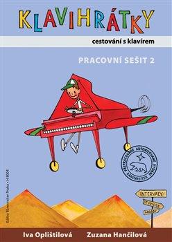 Obálka titulu Klavihrátky - cestování s klavírem - pracovní sešit 2
