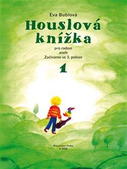 Obálka titulu Houslová knížka pro radost 1