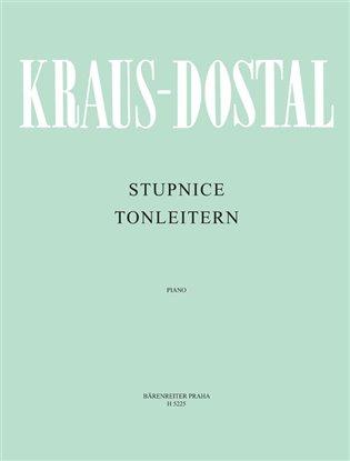 Stupnice / Tonleitern - Jan Dostal, | Booksquad.ink
