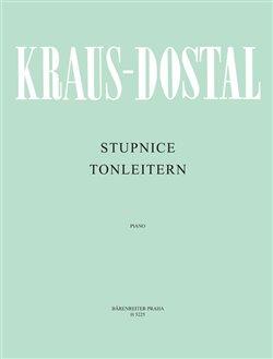 Obálka titulu Stupnice / Tonleitern