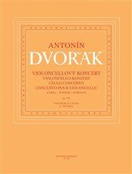 Violoncellový koncert - h moll op. 104