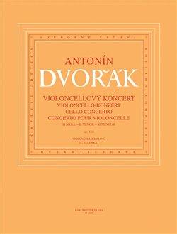 Obálka titulu Violoncellový koncert - h moll op. 104