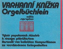 Obálka titulu Varhanní knížka - Orgelbüchlein