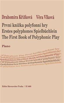 Obálka titulu 1. knížka polyfonní hry