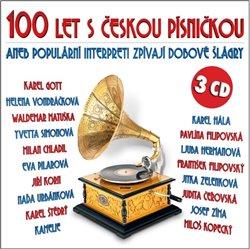 Obálka titulu 100 let s českou písničkou