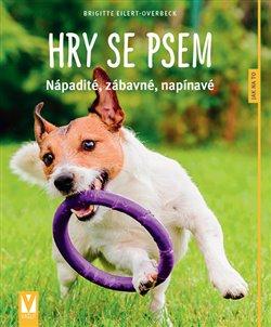 Obálka titulu Hry se psem