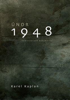 Obálka titulu Únor 1948