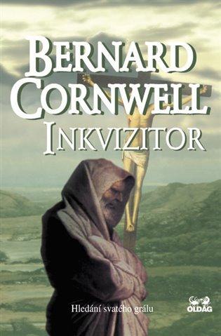 Inkvizitor:Hledání svatého grálu II. - Bernard Cornwell | Booksquad.ink