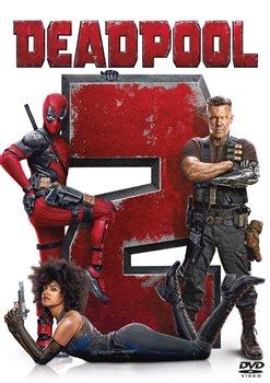 Obálka titulu Deadpool 2