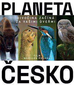 Obálka titulu Planeta Česko